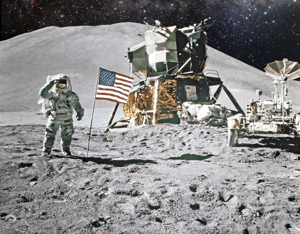 moon landing nasa space