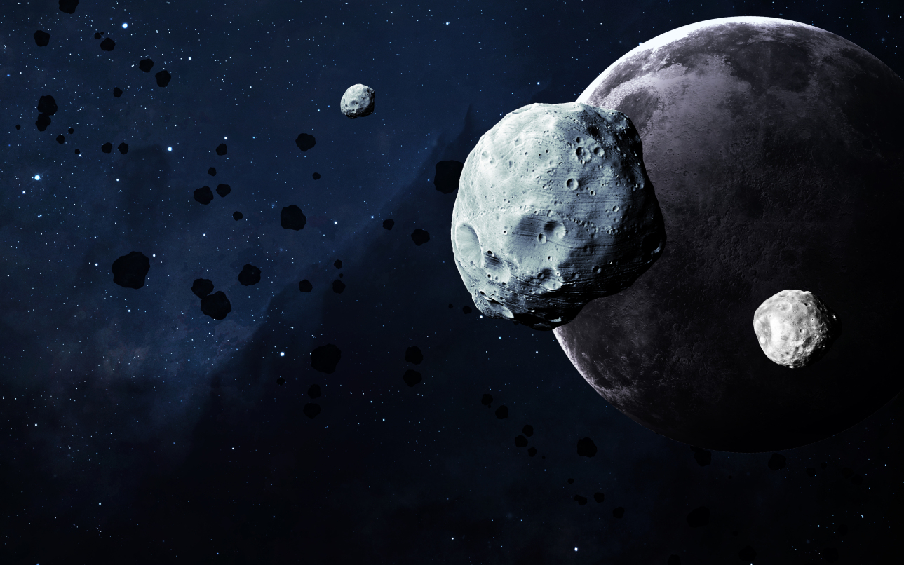 asteroid mining space experience day