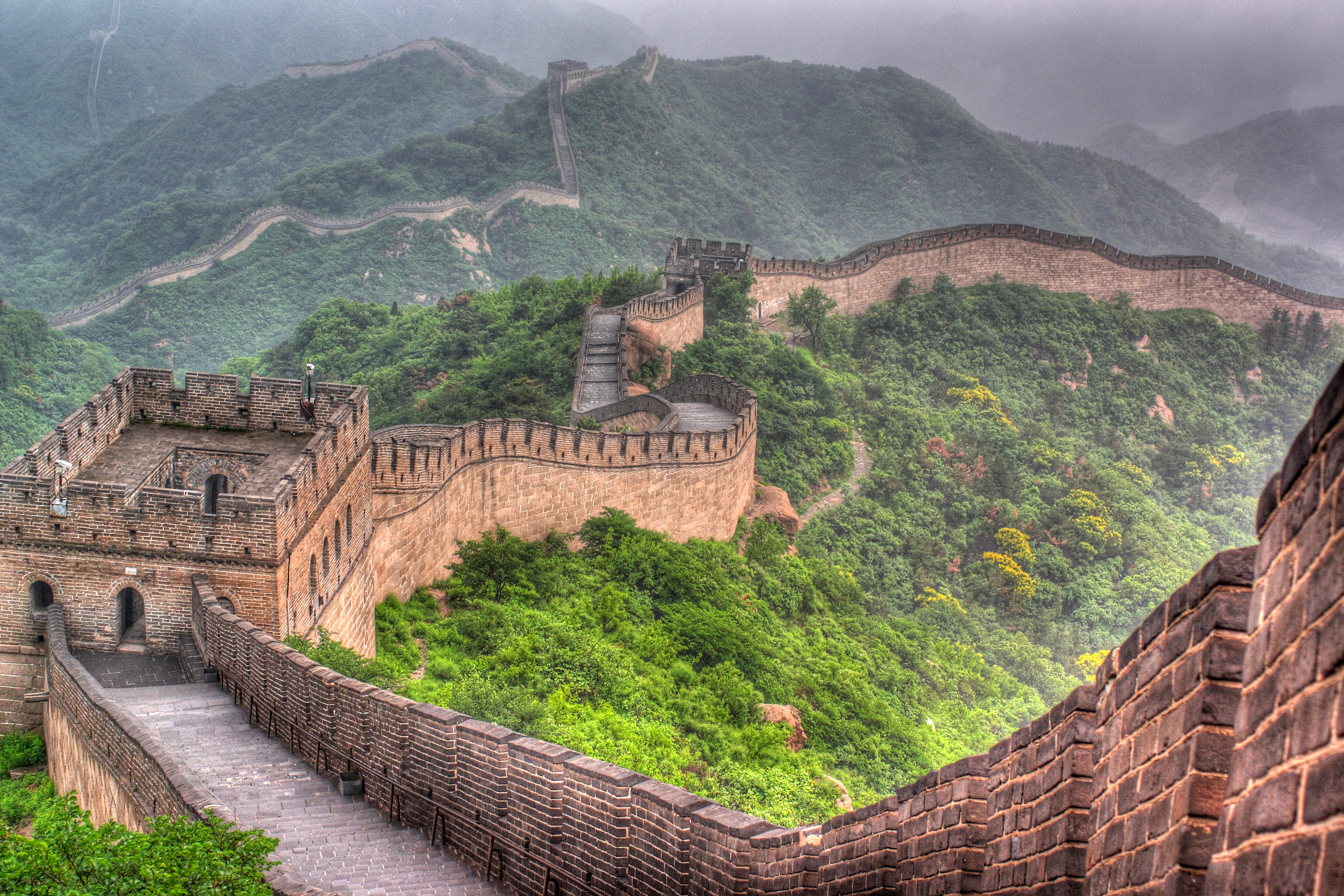 Discover the Great Wall of China's 'must see' highlights - Tinggly