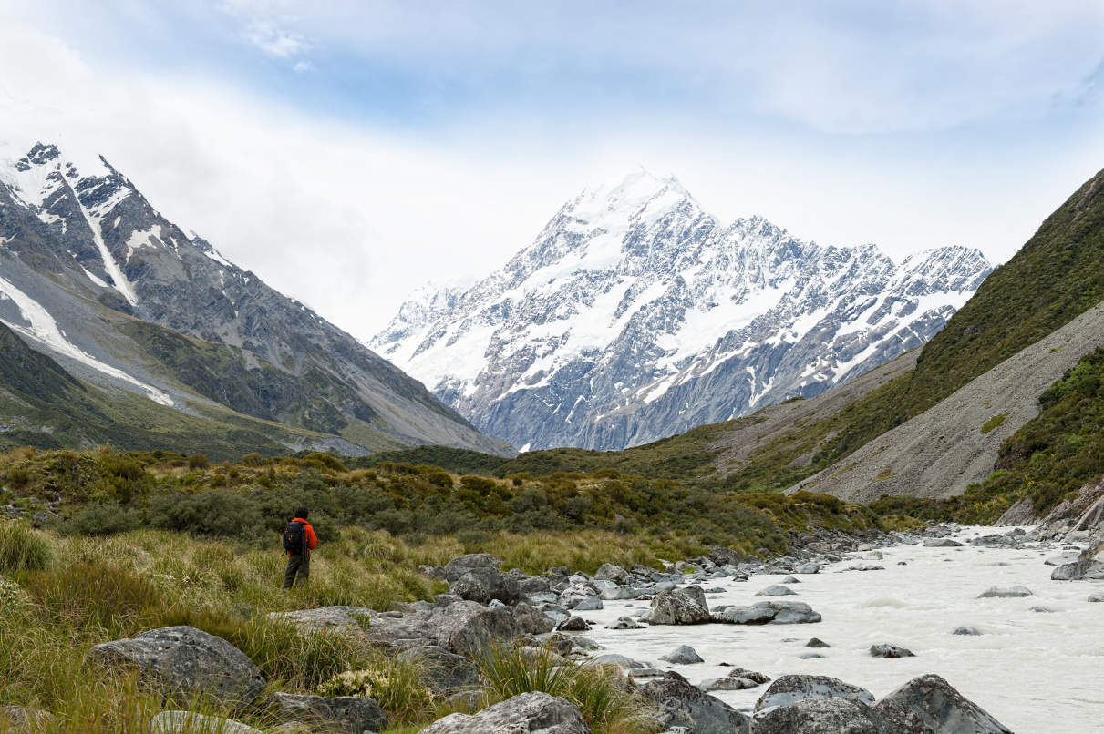 The Great Walks in New Zealand