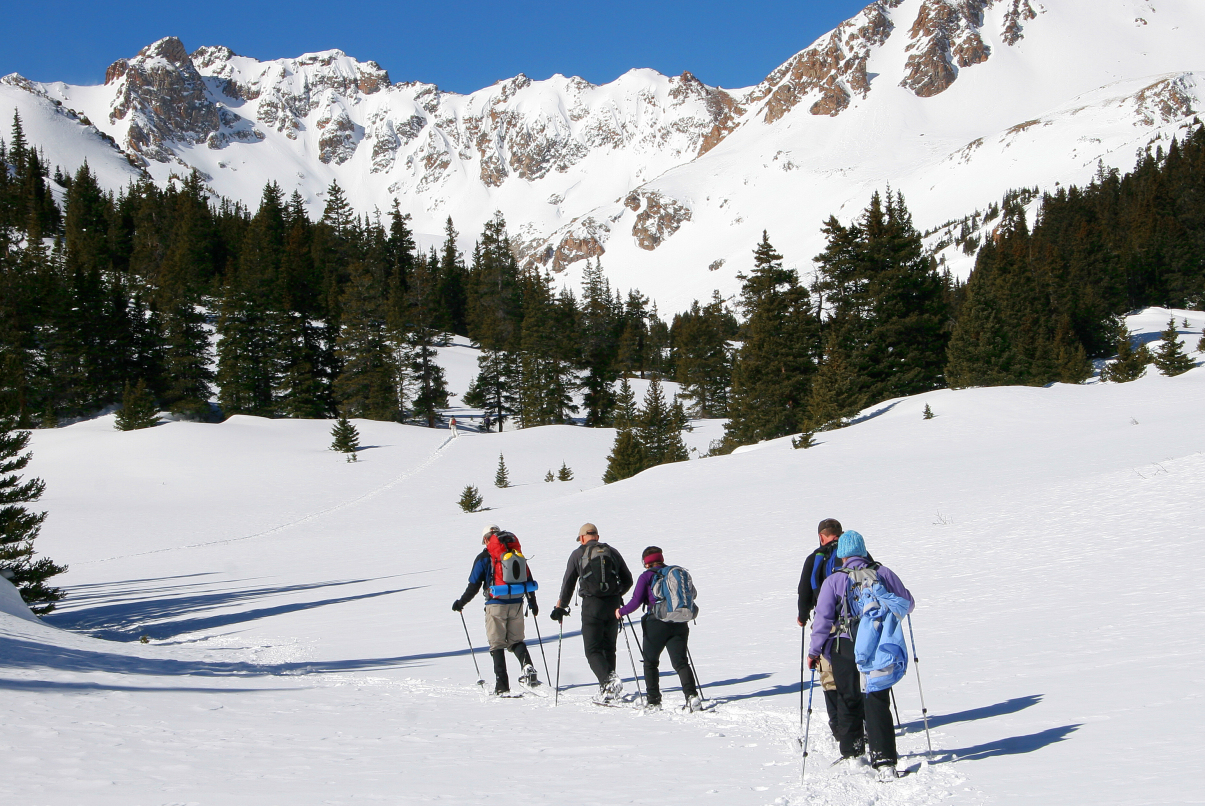 The Colorado Snowshoeing Adventure from Denver for Two