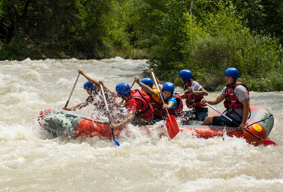 River Rafting Experience ex Cairns