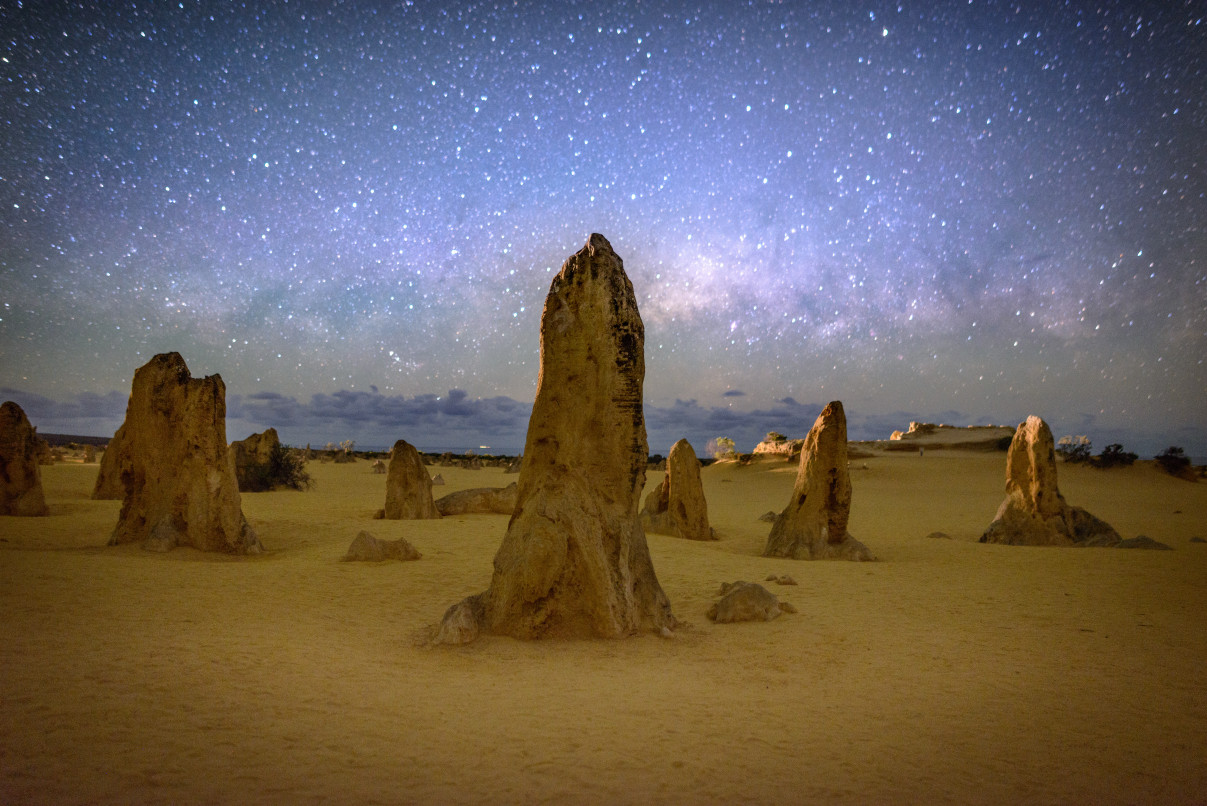 Star-Gazing in the Outback