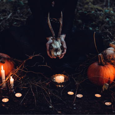 From the ancient festival of Samhain to Halloween
